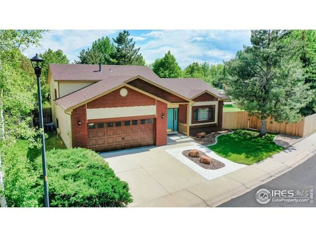 743 Grouse Cir, Fort Collins, CO 80524 (MLS #913816) :: Bliss Realty Group