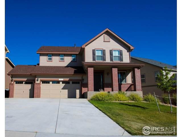 2260 Stonefish Dr, Windsor, CO 80550 (#913832) :: The Griffith Home Team