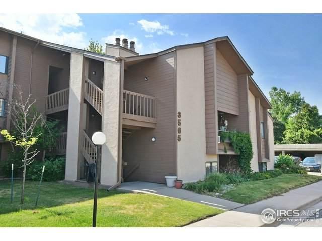 3565 28th St #305, Boulder, CO 80301 (MLS #913848) :: Hub Real Estate