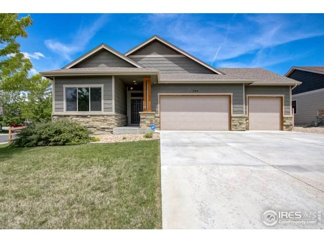390 Ramsay Pl, Loveland, CO 80537 (#913887) :: James Crocker Team