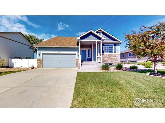 202 Sycamore Ave, Johnstown, CO 80534 (MLS #913897) :: Find Colorado