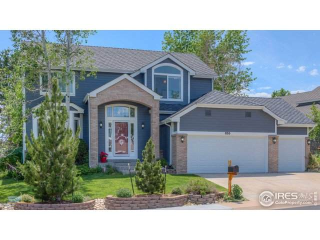 855 W Mulberry St, Louisville, CO 80027 (MLS #913920) :: Kittle Real Estate