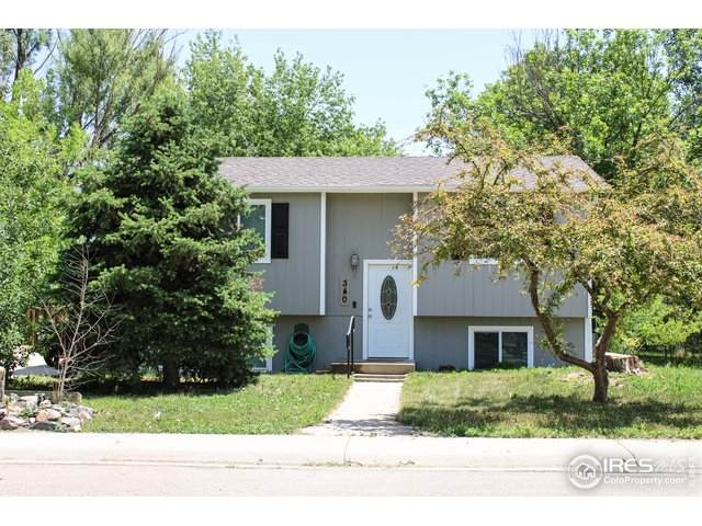 340 Walnut Dr, Frederick, CO 80530 (MLS #913923) :: J2 Real Estate Group at Remax Alliance