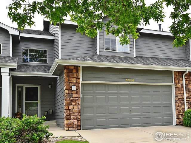 4314 Gemstone Ln, Fort Collins, CO 80525 (#913926) :: West + Main Homes