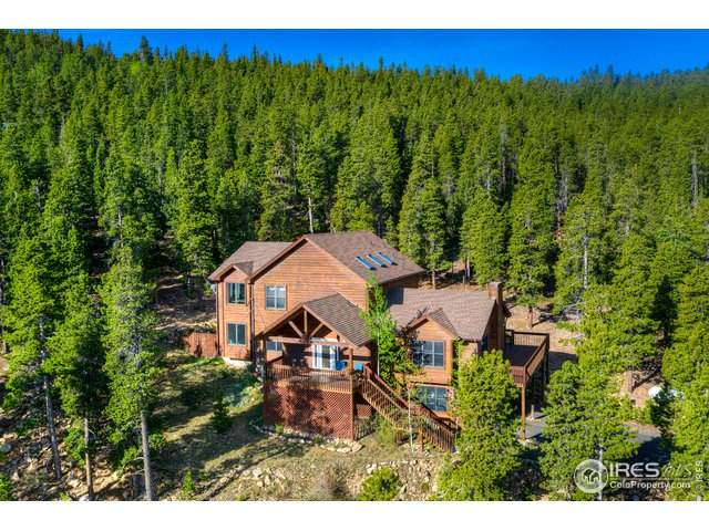 11617 Coal Creek Heights Dr, Golden, CO 80403 (MLS #913927) :: 8z Real Estate