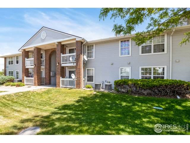 2820 17th Ave #102, Greeley, CO 80631 (MLS #913947) :: 8z Real Estate