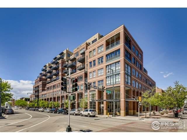 1499 Blake St 3E, Denver, CO 80202 (#913952) :: milehimodern