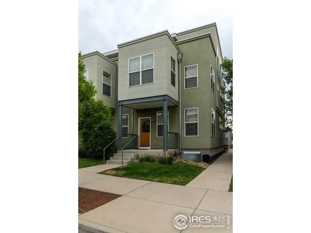 1387 Yellow Pine Ave, Boulder, CO 80304 (MLS #913958) :: Downtown Real Estate Partners