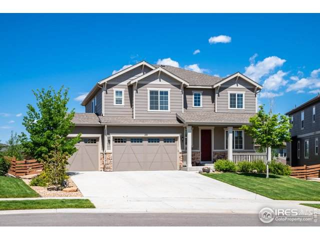 20 Sun Up Ct, Erie, CO 80516 (MLS #913961) :: Downtown Real Estate Partners