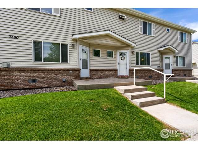 3360 Saratoga St B, Wellington, CO 80549 (#913979) :: Kimberly Austin Properties