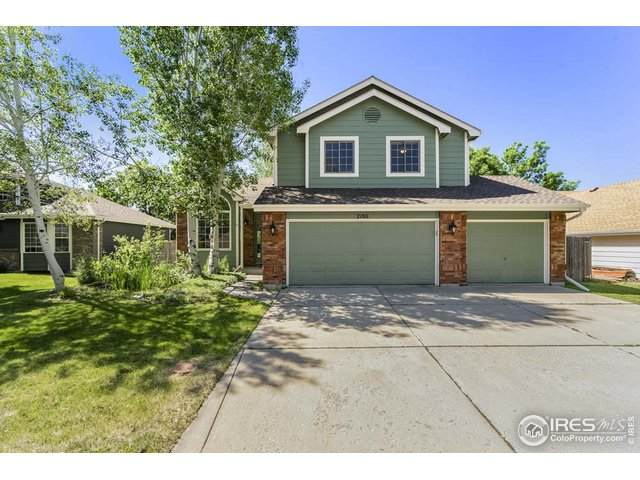 2180 Parshall Dr, Loveland, CO 80538 (MLS #913986) :: Hub Real Estate