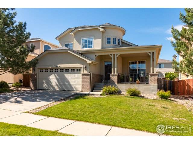 2330 Dogwood Cir, Erie, CO 80516 (MLS #913995) :: Colorado Home Finder Realty