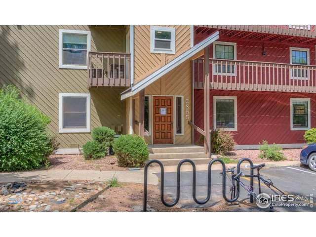 2855 Shadow Creek Dr #102, Boulder, CO 80303 (MLS #914009) :: Hub Real Estate