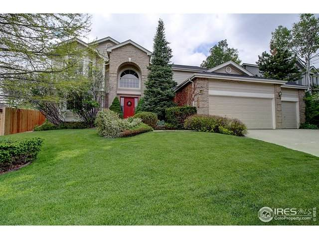 1186 Ridgeview Cir, Broomfield, CO 80020 (#914017) :: The Peak Properties Group