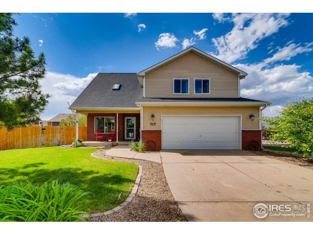 717 Alpine Ave, Ault, CO 80610 (MLS #914018) :: Colorado Home Finder Realty