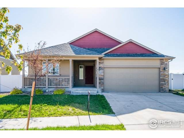 3318 Auklet Dr, Berthoud, CO 80513 (#914021) :: West + Main Homes