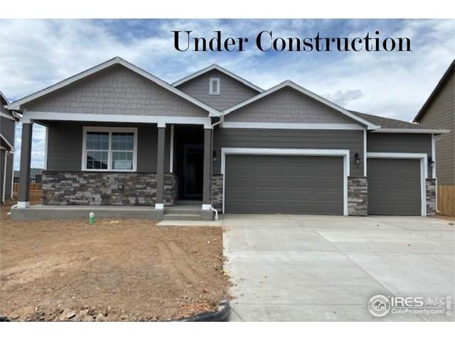 1608 Clarendon Dr, Windsor, CO 80550 (MLS #914026) :: Bliss Realty Group