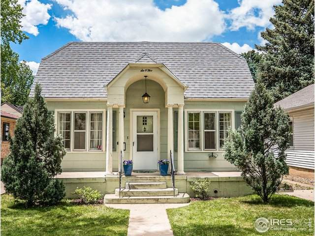 605 Bross St, Longmont, CO 80501 (#914045) :: West + Main Homes