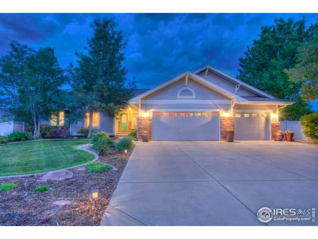 3208 69th Ave Pl, Greeley, CO 80634 (MLS #914054) :: Bliss Realty Group