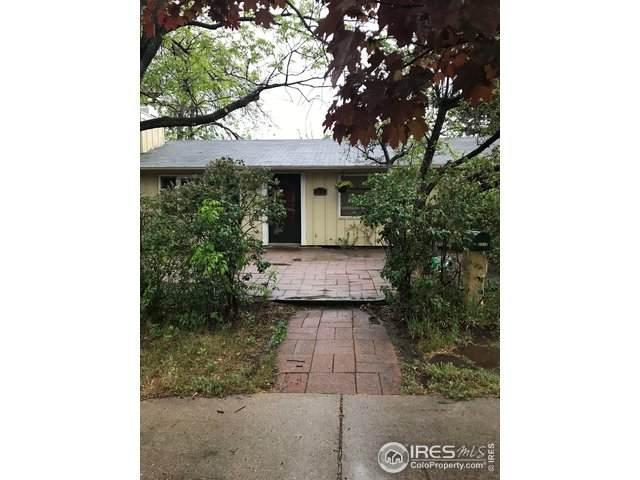 2516 N Meade Ave, Colorado Springs, CO 80907 (MLS #914060) :: Keller Williams Realty