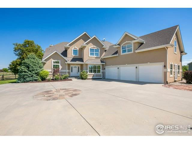 4764 Shavano Dr, Windsor, CO 80550 (MLS #914061) :: Hub Real Estate