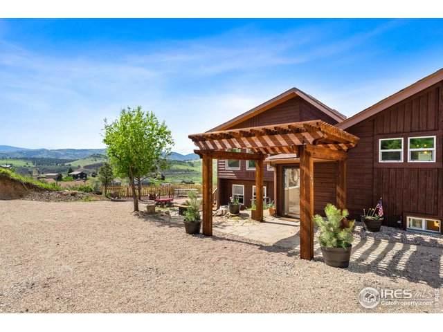 144 Sandhill Ln, Fort Collins, CO 80526 (MLS #914062) :: Keller Williams Realty