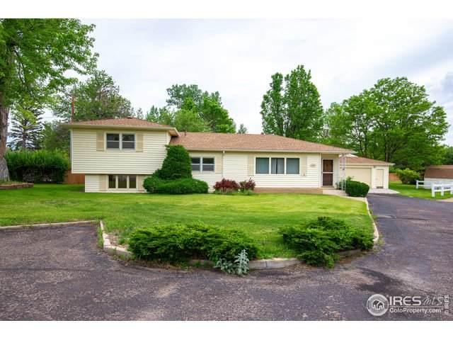 3808 W County Road 54G, Laporte, CO 80535 (MLS #914066) :: Hub Real Estate