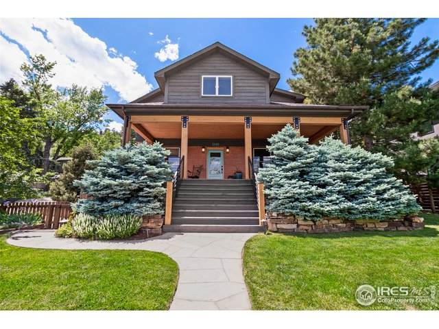 3305 4th St, Boulder, CO 80304 (MLS #914068) :: Kittle Real Estate