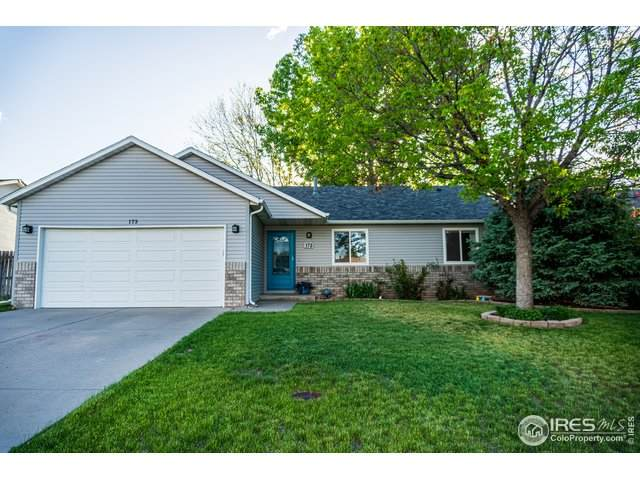 173 50th Ave Pl, Greeley, CO 80634 (MLS #914069) :: 8z Real Estate