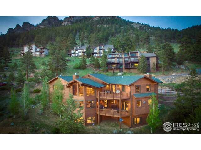 1471 Jungfrau Trl, Estes Park, CO 80517 (MLS #914084) :: J2 Real Estate Group at Remax Alliance