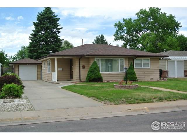 920 Delmar St, Sterling, CO 80751 (#914086) :: The Peak Properties Group