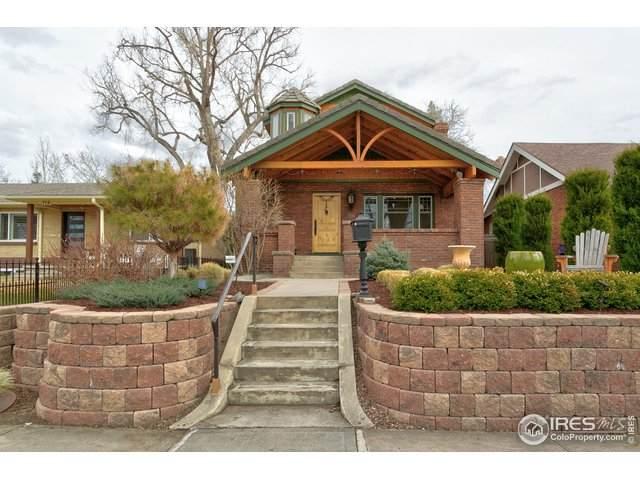 728 S Gilpin St, Denver, CO 80209 (MLS #914092) :: 8z Real Estate