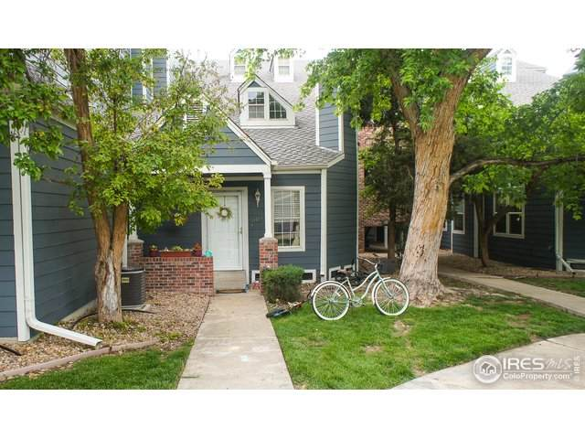 11127 Alcott St A, Westminster, CO 80234 (#914095) :: The Peak Properties Group