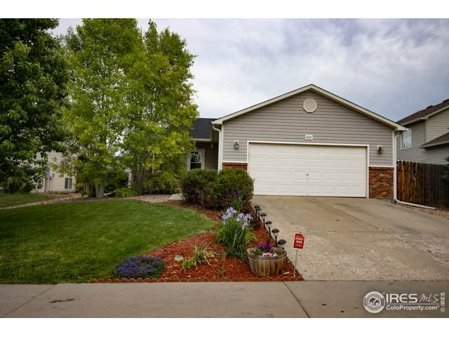 2820 40th Ave Ct, Greeley, CO 80634 (MLS #914106) :: 8z Real Estate