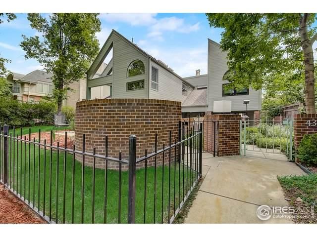 436 Clayton St, Denver, CO 80206 (MLS #914109) :: 8z Real Estate