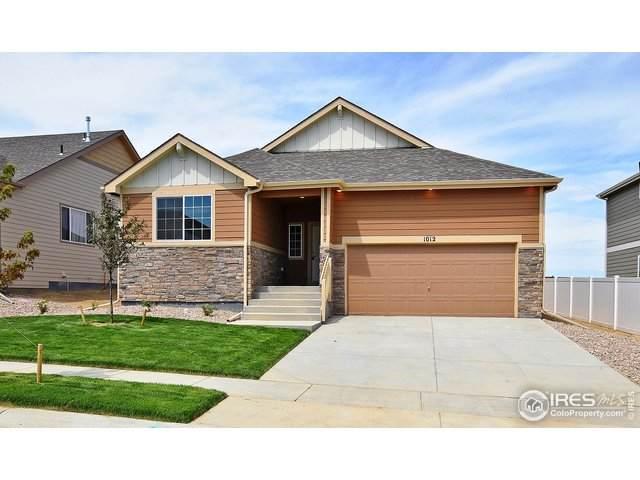 854 W. 64th St, Loveland, CO 80538 (MLS #914110) :: Hub Real Estate