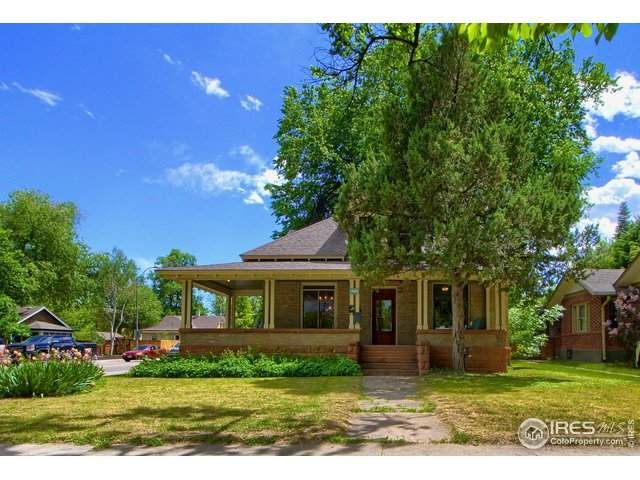 1101 W Mountain Ave, Fort Collins, CO 80521 (MLS #914120) :: Keller Williams Realty