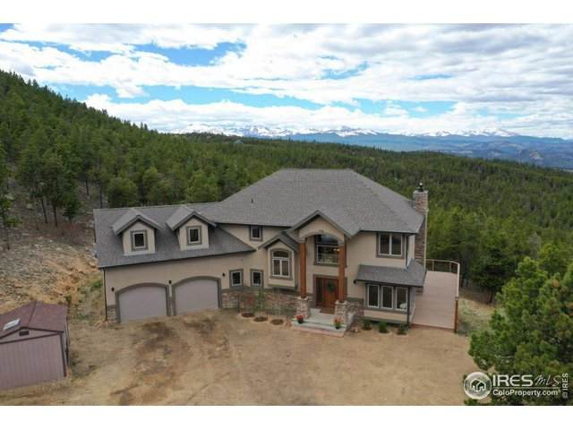 800 Divide View Dr, Golden, CO 80403 (#914126) :: The Peak Properties Group