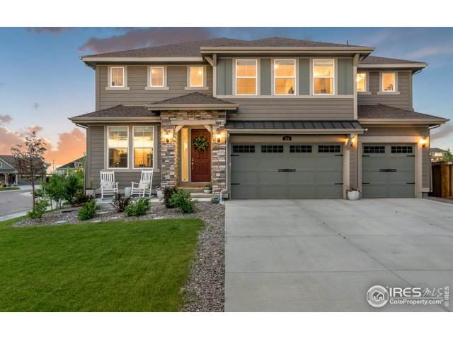 214 Green Valley Cir, Castle Pines, CO 80108 (MLS #914141) :: 8z Real Estate