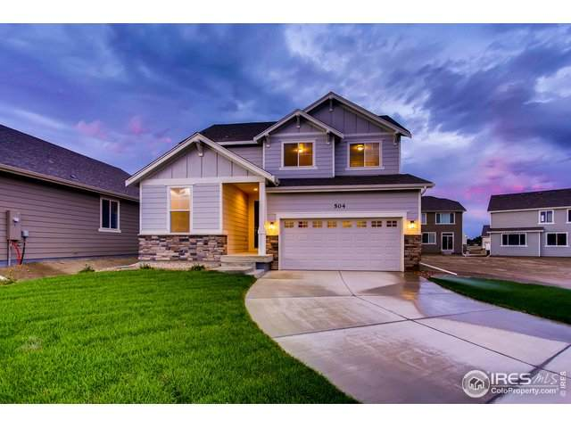 16223 Lake Helen Blvd, Mead, CO 80542 (MLS #914153) :: 8z Real Estate