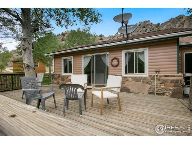 32583 Poudre Canyon Rd, Bellvue, CO 80512 (MLS #914156) :: Keller Williams Realty