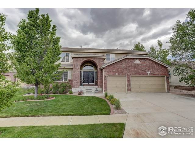 4431 Crestone Cir, Broomfield, CO 80023 (MLS #914160) :: RE/MAX Alliance