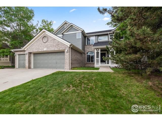 945 Saint Andrews Ln, Louisville, CO 80027 (MLS #914167) :: Kittle Real Estate