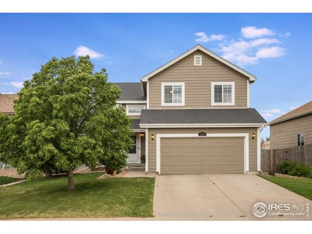 2232 Stage Coach Dr, Milliken, CO 80543 (MLS #914171) :: Downtown Real Estate Partners