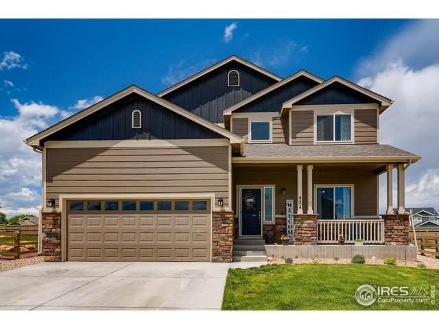 424 Ellie Way, Berthoud, CO 80513 (MLS #914172) :: Find Colorado