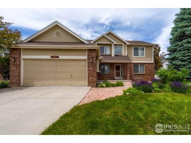 549 Arrowhead Dr, Loveland, CO 80537 (MLS #914181) :: Colorado Home Finder Realty