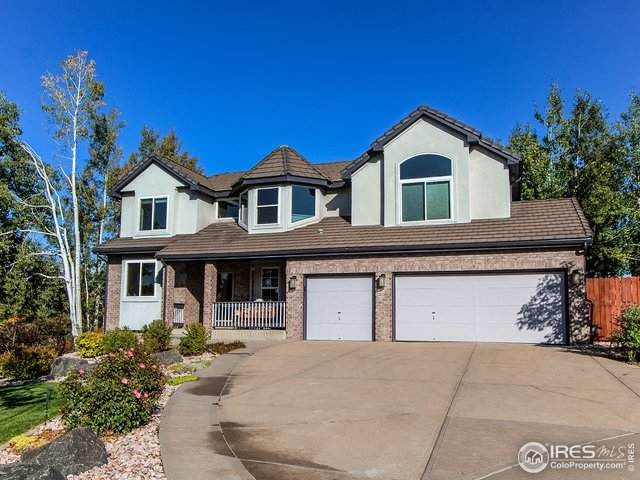 7158 Russell Ct, Arvada, CO 80007 (MLS #914191) :: Hub Real Estate