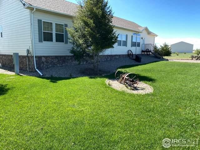 39790 County Road 68, Briggsdale, CO 80611 (MLS #914193) :: Hub Real Estate