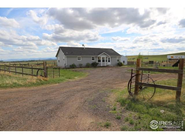 19823 Cattle Dr, Wellington, CO 80549 (#914194) :: My Home Team