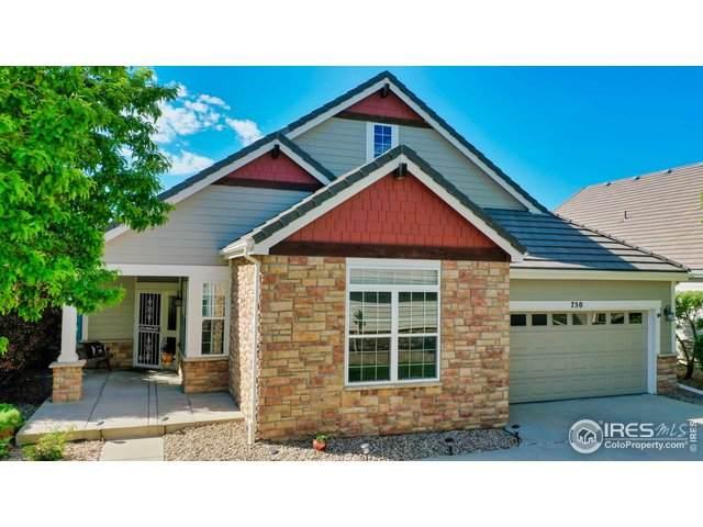 750 Windflower Dr, Longmont, CO 80504 (MLS #914198) :: J2 Real Estate Group at Remax Alliance